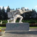 Cmentarz Żołnierzy Radzieckich Bielsko - Biała