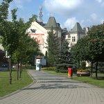 Plac Żwirki i Wigury Bielsko - Biała