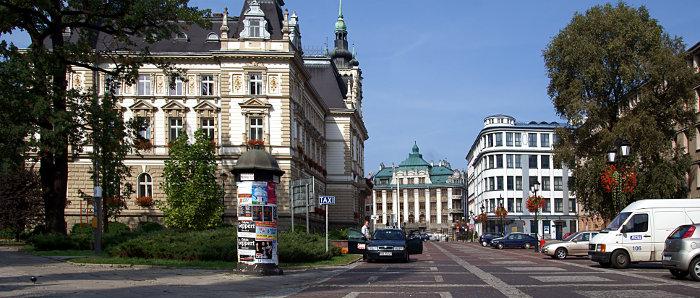 Bielsko-Biała miasto atrakcyjne dla przyjezdnych