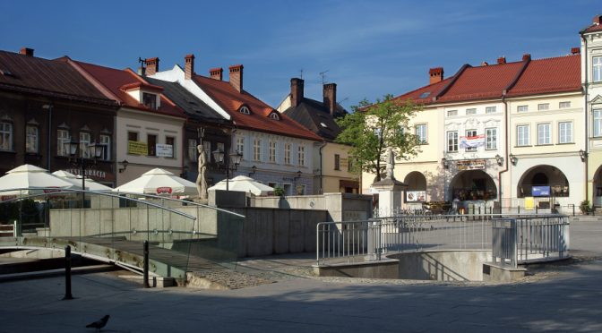 Stary Rynek i okolice